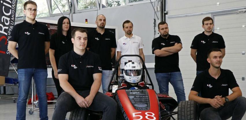 Drugi Formula Student bolid iz BiH na natjecanju u Italiji