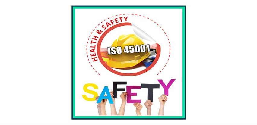 Obuka za interne provjeravače sistema zaštite zdravlja i sigurnosti na radu