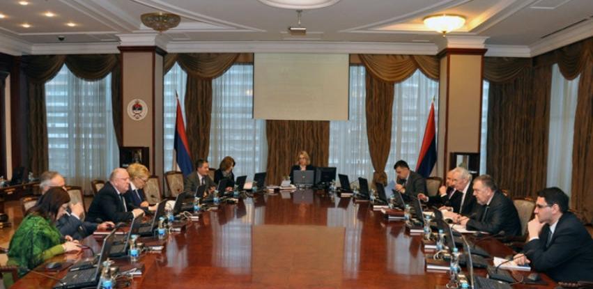 Vlada RS-a protiv odluke o uspostavljanju državnog odbora za investicije