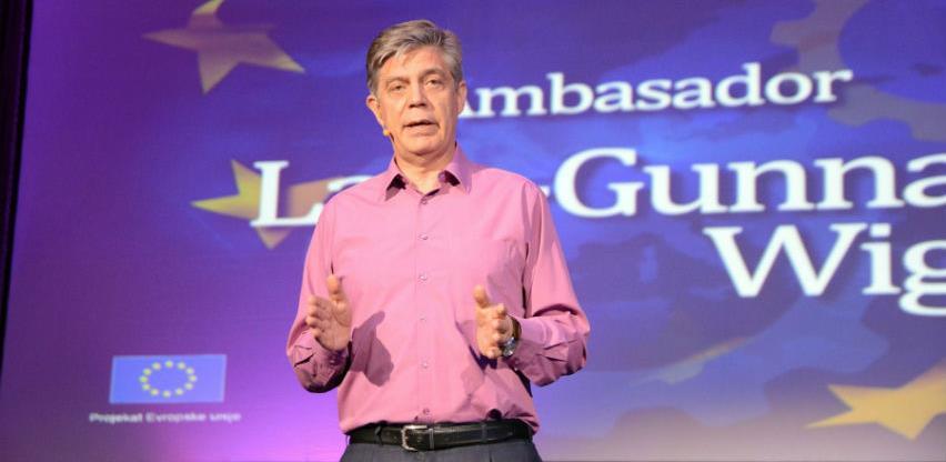 Novi šef misije Eulex-a Lars-Gunnar Wigemark