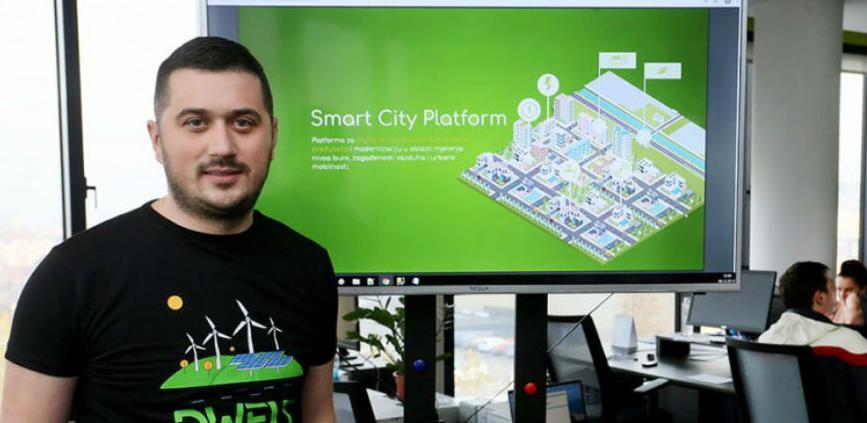 Smart City platforma za bolji život građana
