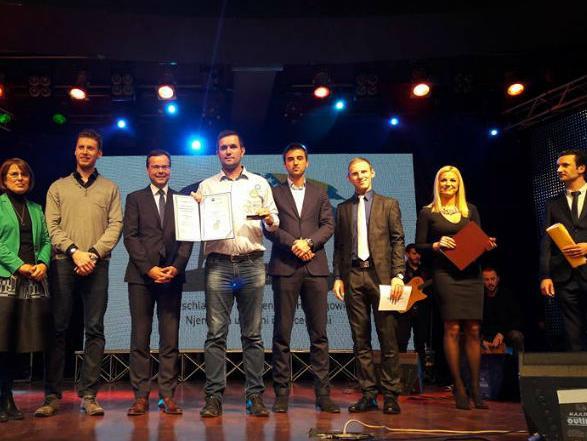 Firma Wool Line iz Sarajeva dobila Inovacijsku nagradu njemačke privrede