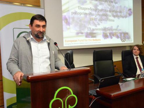 Za razvoj organske proizvodnje potrebno bolje zakonsko uređenje oblasti