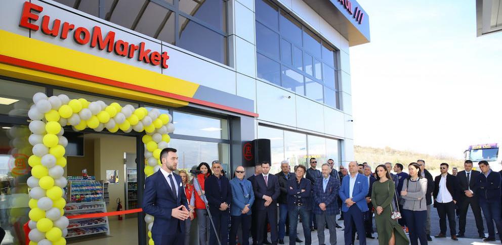 Hifa Oil otvorila benzinsku pumpu u Podgorici i najavila nove investicije