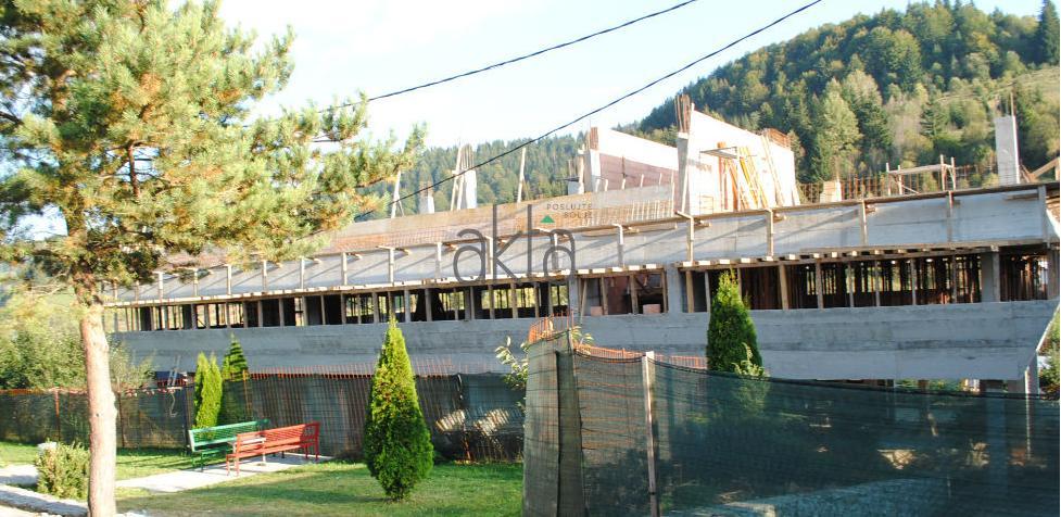 Novi sadržaji: Izgradnja škole u prirodi u Šabićima nastavljena i tokom zime