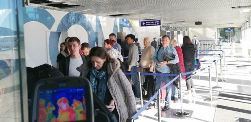 Zabranjen ulazak u BiH strancima iz područja sa transmisijom koronavirusa