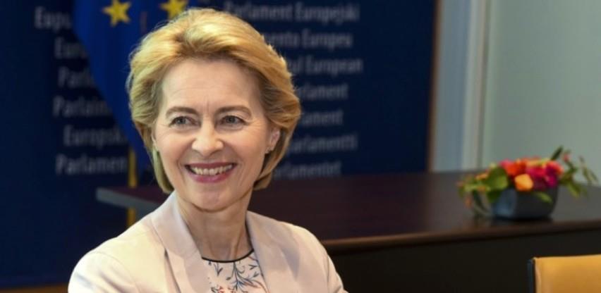 Von der Leyen: Hrvatskoj dostupno 500 milijuna eura iz programa SURE