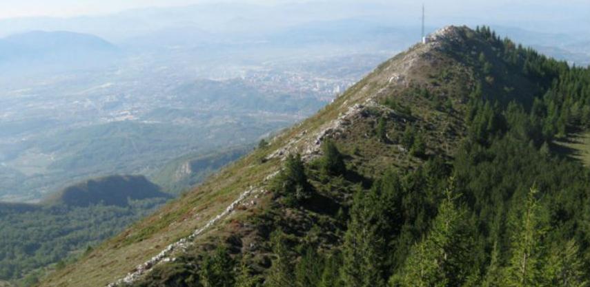 Infrastrukturno povezivanje na području Trebevića
