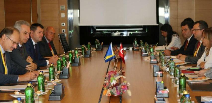 Šarović - Pekdžan: Povećan izvoz u Tursku