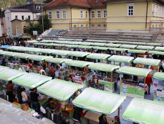 "Otvoren Međunarodni Festival hrane ""Konjic Food Fest"""