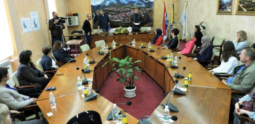 U Jablanici potpisano 20 ugovora za podršku ženskom poduzetništvu