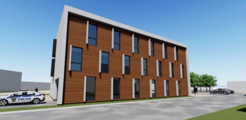 Izrađen idejni projekat za objekat policijske stanice i MZ na Laušu