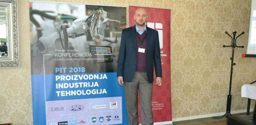 Tarik Kadrispahić: Lean je kratica do povećanja konkurentnosti