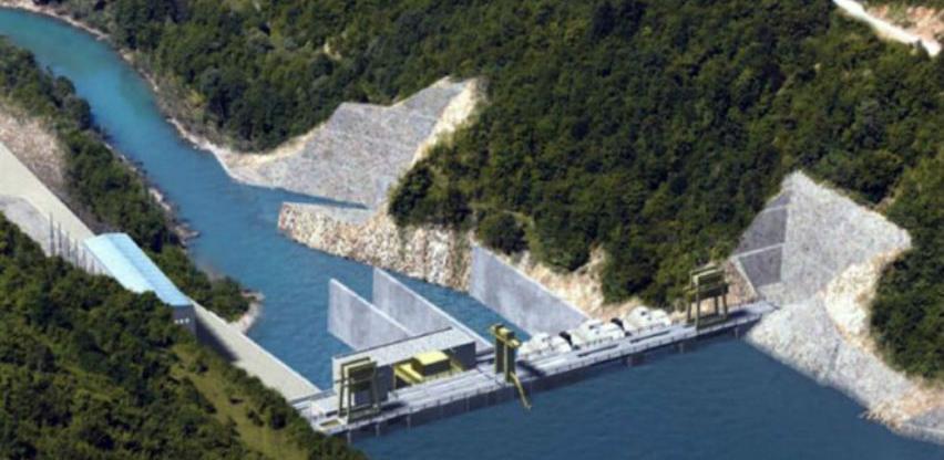 Hidroelektrana Buk Bijela vjetar u leđa Foče