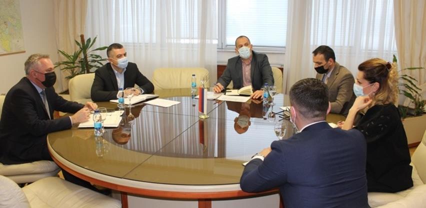 Privremena obustava izvoza kruške iz BiH u Rusiju