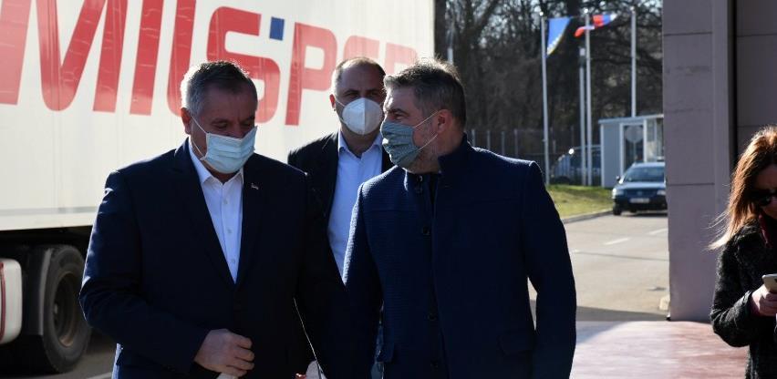 Višković: Potrebno ubrzati plan vakcinacije građana