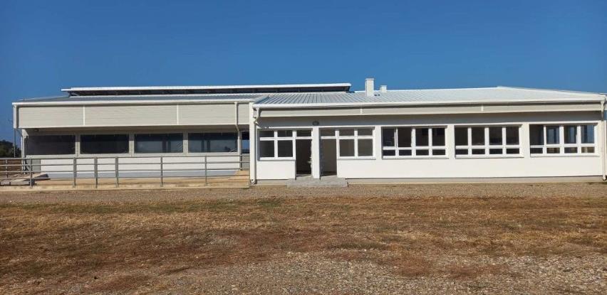 Pri kraju izgradnja Farme muznih krava u bijeljinskoj Poljoprivrednoj školi