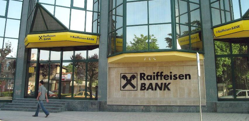 Raiffeisen Bank International AG ostvarila konsolidovanu dobit od 571 mil. eura