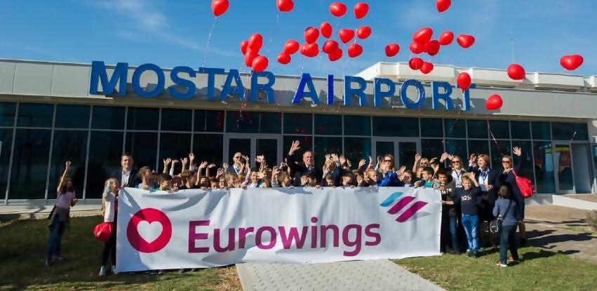 Eurowings odustao od ljetnih letova iz Mostara