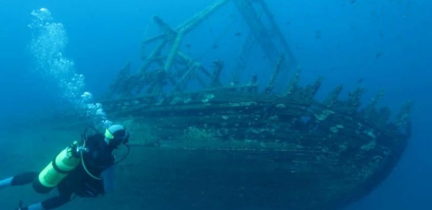 Arheolozi u Egejskom moru pronašli 58 olupina brodova