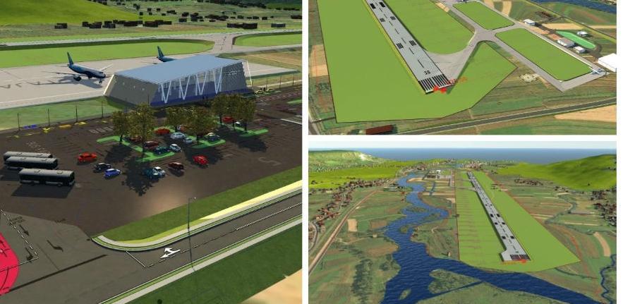 Euro-Asfalt će graditi testno -poletnu stazu na Aerodromu Bihać