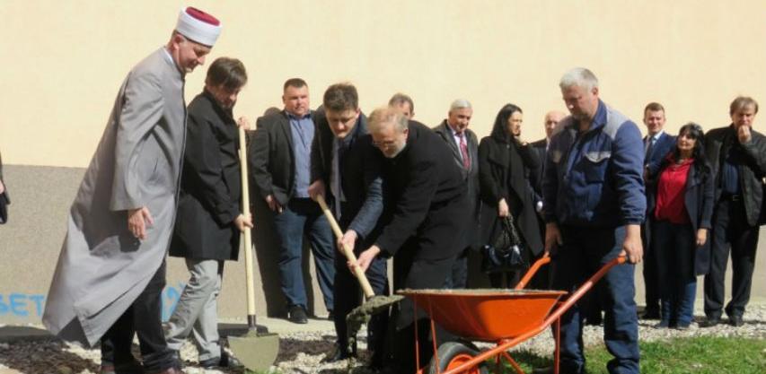 U Goraždu položen temeljac za izgradnju stambeno-poslovnog objekta 'Lamela H3'
