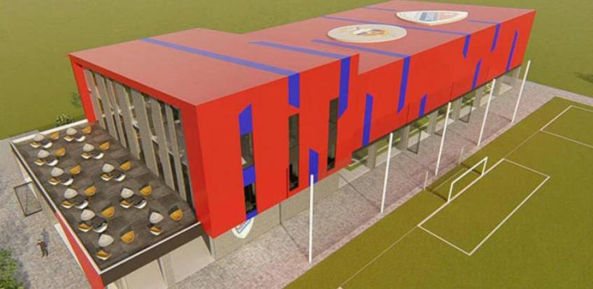 FK Borac gradit će sportski objekat vrijedan 1,5 miliona KM