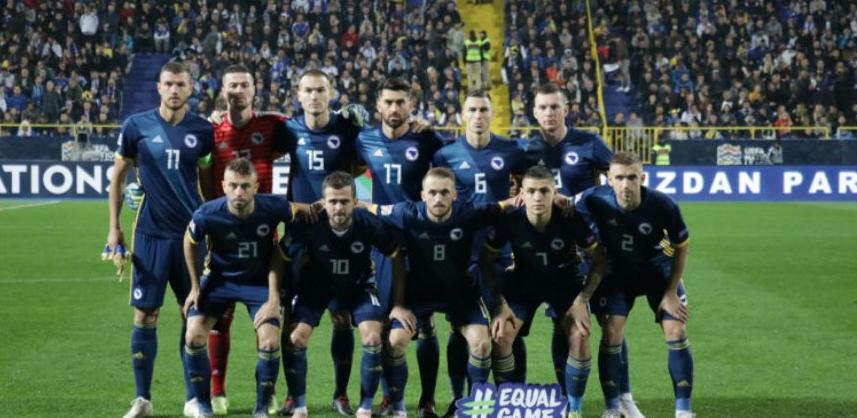 """Zmajevi"" zadržali 35. poziciju na FIFA-inoj rang listi"
