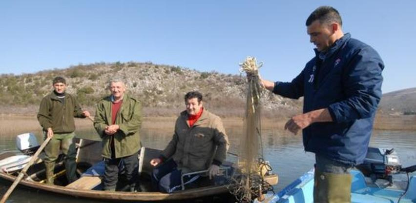 "Projekt o očuvanju steno-endemske vrste ribe ""prikanac"" na Mostarskom blatu"
