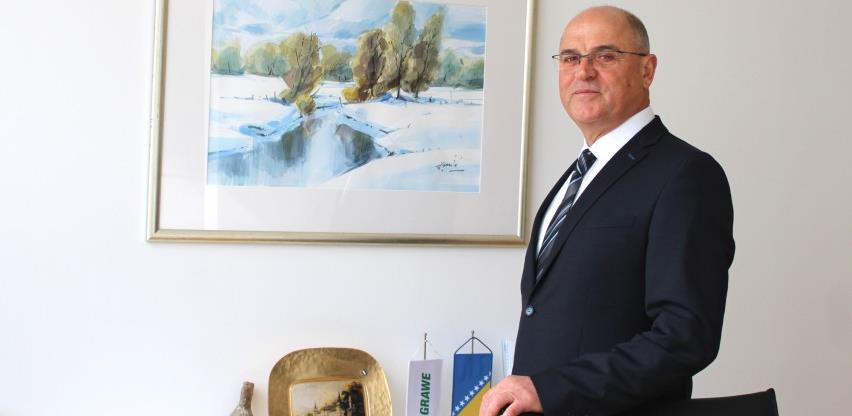 Hodžić: GRAWE u fokus poslovanja stavlja sigurnost čovjeka, njegove imovine i brigu o zajednici