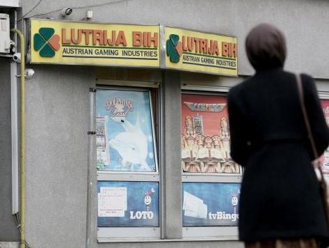 Lutrija BiH zatvara sve poslovnice u Zenici