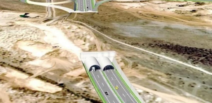 Uskoro počinje izgradnja tunela Kvanj kod Mostara
