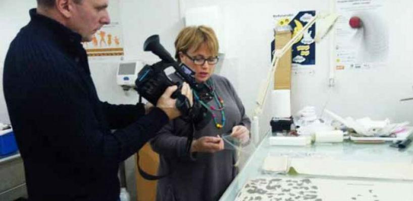 Uz Hagadu će biti izložen novi eksponat, plašt bosanskog plemića
