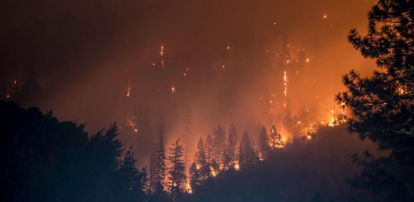 Požari u regiji: Tomislavgrad ponovo gori, na Kosovu stanje bolje