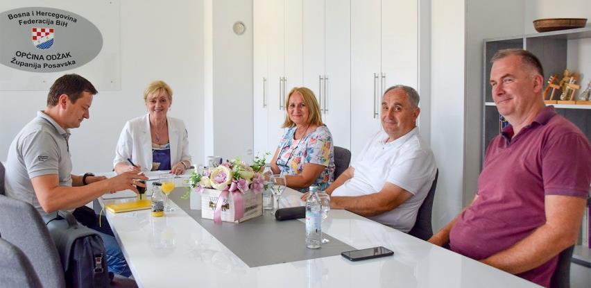 Potpisan Ugovor o nastavku radova na vodoopskrbnom sustavu Vrbovac - Jošava