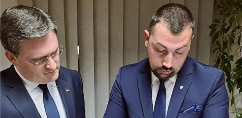 Plakalo i Selaković razgovarali o regionalnoj saradnji na putu ka EU