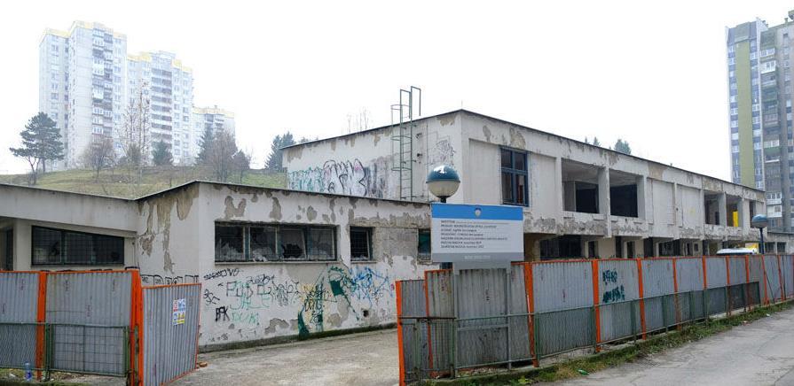 Počela rekonstrukcija vrtića 'Vjeverica' na Alipašinom Polju