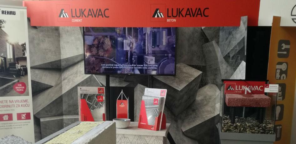Fabrika cementa Lukavac na konferenciji House '19