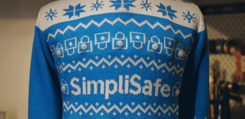 Blagdanski džemper: Alarm se aktivira čim vam se neko približi na dva metra