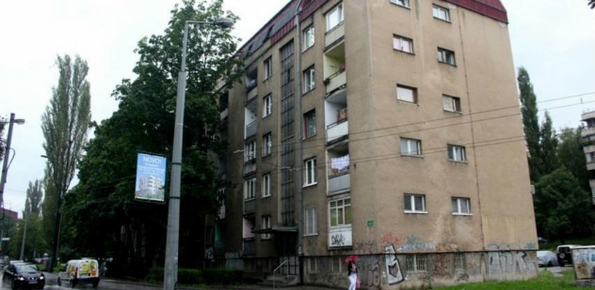 Zgrada u Grbavičkoj ulici ostaje u dijelu kružnog toka