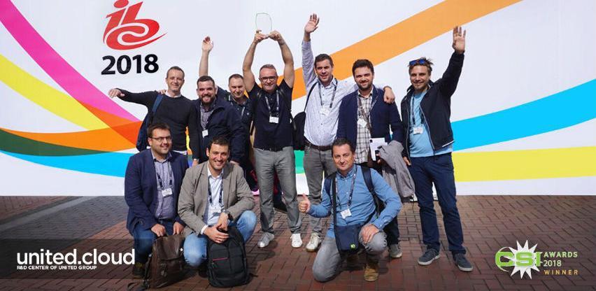 Tehnološka nagrada za Telemach-ovu EON platformu