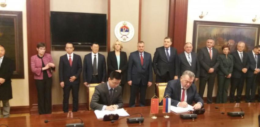 Kinezima i zvanično data koncesija za izgradnju autoputeva Banja Luka-Prijedor