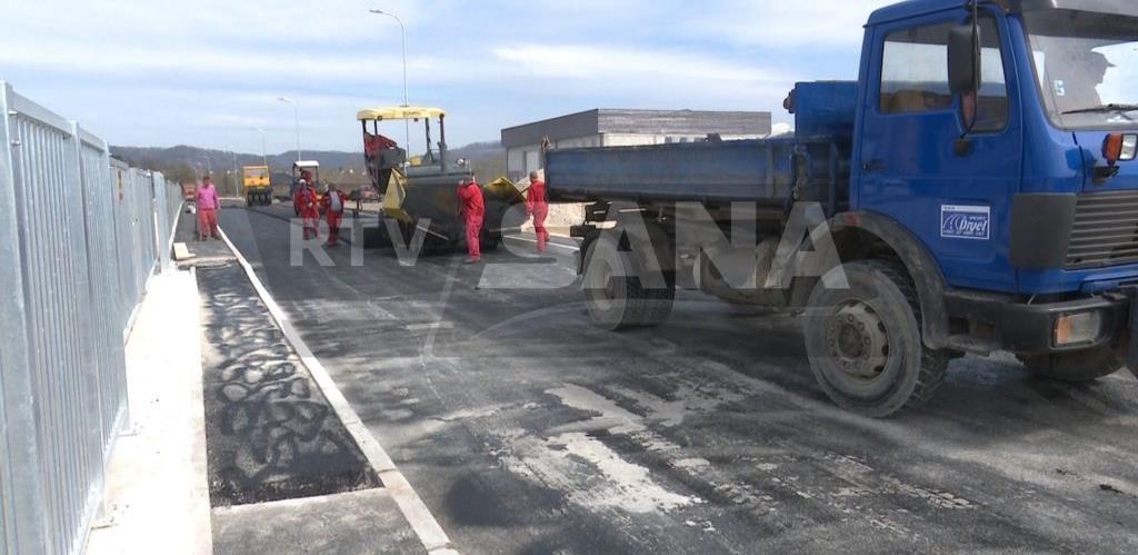 Okončani radovi u industrijskoj zoni Šejkovača