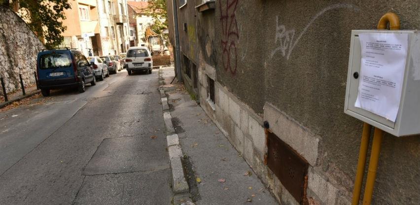 Tender od 3,2 miliona KM za sanaciju i održavanje ulica u centru Sarajeva