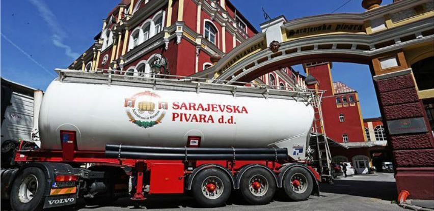 Sarajevska pivara počela izvoziti u Kinu