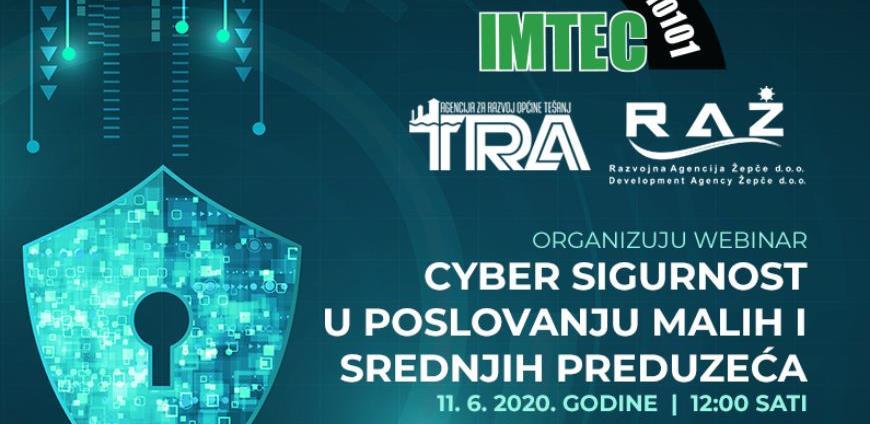Cyber sigurnost u poslovanju malih i srednjih preduzeća