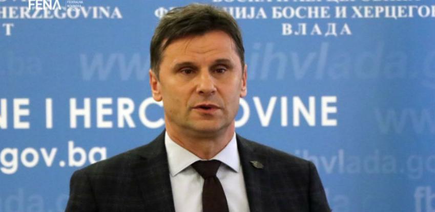 Novalić uvjeren da će zakon o PIO proći Parlament