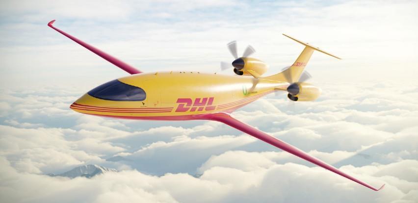 DHL Express oblikuje budućnost održive avijacije narudžbom prvih električnih cargo aviona