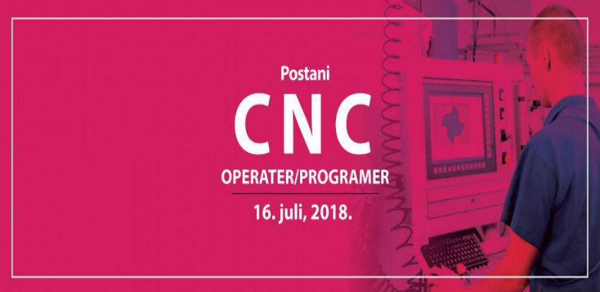 Kurs za CNC operatera/programera