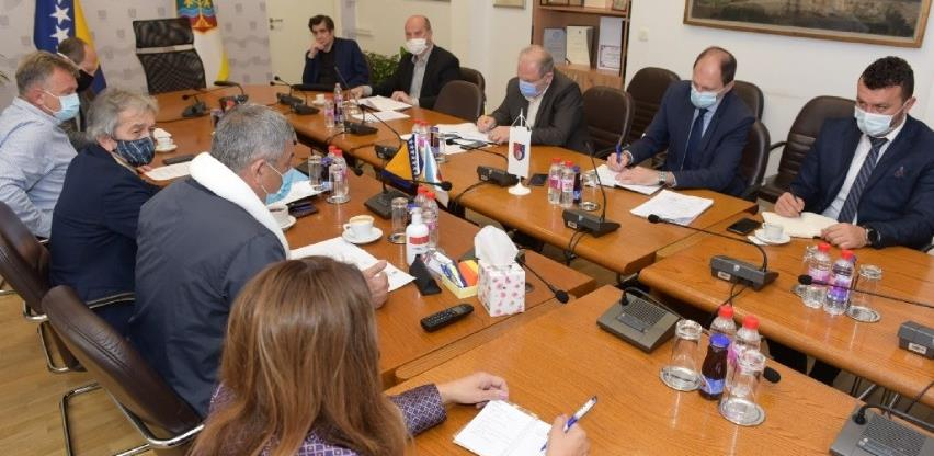 Općina Centar izdala dva rješenja za uklanjanje objekata na Prvoj transverzali